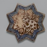 Eight-pointed Star Tile