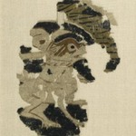 Textile Fragment: A Hare