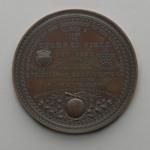 Cyrus W. Field Congressional Medal