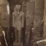 Louxor Statue de Rameses