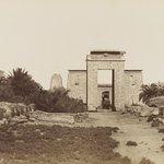 Karnak Sphinx et Pylone de Ptolomee