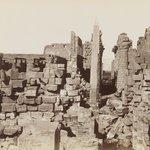 Karnak Vue du Milieu