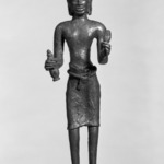 Standing Maitreya