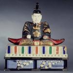 Sugawara Michizane as Tenjin, God of Literature