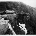 Brink of Kaaterskill Falls