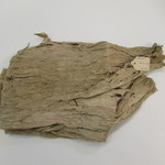 Specimen of First Stage of Tapa (Wauke) or Tapa Bed Covering (Kapa moe)