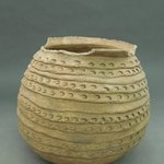 Coiled Ware Jar
