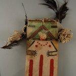 Kachina Doll (Koa)