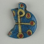 Pendant with Christian Monogram