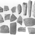 Fragment from Rim of Bowl