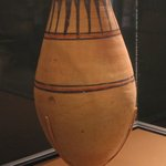 Storage Vessel with Painted Decoration
