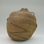Basket Shaped Like a Water Jug