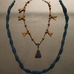 Fly Pendants and Cylindrical and Spherical Beads