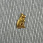 Seated Cat Amulet