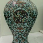 Large Baluster Shaped Vase