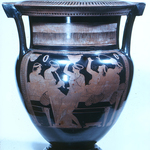 Red-Figure Column Krater