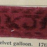 Galloon Fragment