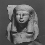 Fragmentary Statuette of a Woman