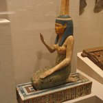 Figure of the Goddess Nephthys