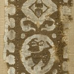 Band Fragment with Animal and Geometric Decoration