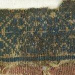 Fragment with Lozenge Decoration