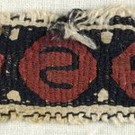 Band Fragment with S-Motif Decoration