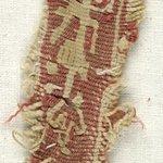 Band Fragment with Botanical Decoration