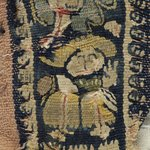 Fragment with Figural Decorations