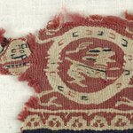 Band Fragment with Figural and Animal Decorations