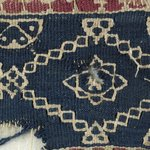 Band Fragment with Lozenge Decorations
