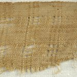 Fragment of Plain Cloth Weave