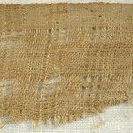 Fragment of Plain Cloth Weave