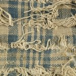 Fragment of Plain Cloth Weave and Looping