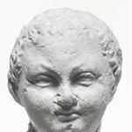 Head of Eros (?)