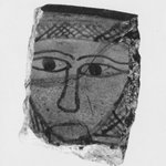 Fragment with the Face of Hathor