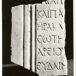 Stela Fragment with a List of Names
