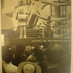 First Moto Man, Westinghouse Exhibit (Worlds Fair)