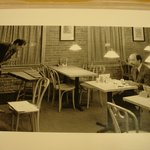 Cafe, Hoboken, New Jersey