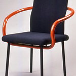 """Mandarin"" Armchair Prototype"