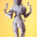 Four Armed Shiva