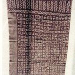 Mud-dyed Textile (Bogolan fini)