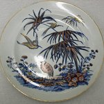 Dinner Plate, Indian Pattern