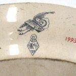 Platter, Satsuma pattern