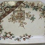 Platter, Dado pattern