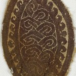 Fragment with Geometric Decoration