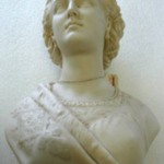 Bust of Princess Alexandra