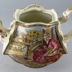 "Teapot, ""Geisha"""