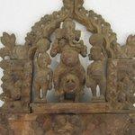 Side Panel of Cradle (Ganesha)