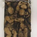 Krishna Exacting Toll from a Gopi