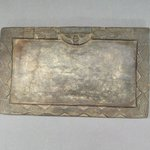 Divination Tray (Oponifa)